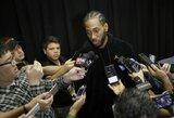 """K.Leonardas nori mainų ir žvalgosi į """"Lakers"""" komandą"""