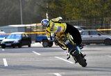 Vienas geriausių pasaulio motoakrobatų A.Gibieža stebins žiūrovus