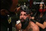 UFC nesiūlys M.Perry kovų, kol šis neatsikratys priklausomybės nuo alkoholio