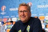 Islandijos rinktinė paskelbė, kas tapo naujuoju treneriu