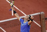 """French Open"" legenda R.Nadalis finale sieks dešimto karjeros titulo"