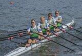 10 lietuvių išvyko į pasaulio irklavimo čempionatą