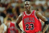 M.Jordanas – daugiausiai uždirbęs karjerą baigęs sportininkas per 2015 metus