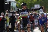 Dviratininkas A.Kruopis lenktynėse Prancūzijoje šventė dar vieną pergalę