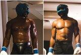 """T.Fury žinutė A.Joshua: """"Nuotraukose atrodai gerai, bet buvai nokautuotas tešliaus"""""""