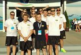 B.Kanapienytė Europos jaunimo plaukimo čempionate – 7-a