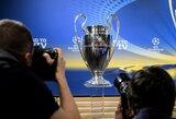 Pamatykite: ar UEFA jau nutekino Čempionų lygos ketvirtfinalio poras?