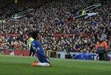 """""""Chelsea"""" atmetė dosnų """"Barcelona"""" pasiūlymą už Willianą"""