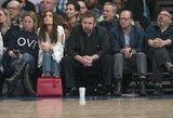 """""""Knicks"""" tiki savo galimybėmis per mainus gauti NBA žvaigždę"""