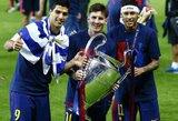"""Europoje triumfavusi """"Barcelona"""" pasiekė keletą rekordų (+ kita statistika)"""