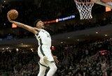 Graikijos rinktinėje – NBA naudingiausias žaidėjas ir kitos žvaigždės