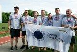 SELL sporto žaidynės: Šiaulių sportininkų sąskaitoje – trys aukso medaliai