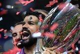 """Du įvarčius pelnęs D.Costa: """"Jie mus yra įveikę dvejuose finaluose, todėl mes labai norėjome revanšo"""""""