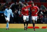 """Praėjusiame """"Premier"""" lygos sezone daugiausiai minučių sužaidė """"Man United"""" akademiją baigę futbolininkai"""