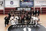 Ištraukti Lietuvos rankinio federacijos taurės burtai