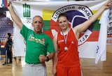 G.Diekontaitei – bokso turnyro Serbijoje bronza