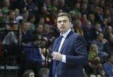 D.Adomaitis paskelbė rinktinės žaidėjus rungtynėms su Vengrija ir Kosovu