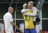 """Brazilijos treneris: """"Mes būsime favoritais pasaulio čempionate"""""""
