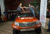 """Į pirmąjį Dakaro iššūkį sparnus pakėlęs D.Vaičiulis: """"Atėjo laikas dar vienam nuotykiui"""""""