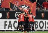 """Netikėta: PSG jau antrame ture patyrė pirmą pralaimėjimą """"Ligue 1"""" čempionate"""