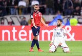 """Akistatos su """"Lyon"""" nelaimėję """"Lille"""" toliau artėja prie Prancūzijos sidabro"""