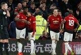 """P.Jonesas: """"Rungtynės su """"Tottenham"""" parodys, kaip toli galime nukeliauti"""""""