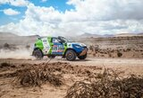 """""""Agrorodeo"""" komanda Dakaro pusiaukelę pasiekė ir sustoti neketina"""