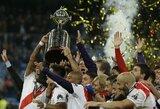 "Madride vykusiame ""Copa Libertadores"" finalo mūšyje – ""River Plate"" komandos triumfas po pratęsimo"