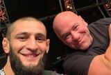 UFC prezidentas įvardino 3kovotojus, kuriuos siūlo akylai stebėti 2021-ais metais