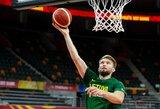 D.Sabonis – tarp geriausių pasaulio čempionato krepšininkų