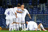 """""""Fiorentina"""" po 30 metų pertraukos įveikė """"Genoa"""" klubą jų pačių stadione"""