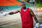 """R.Jonesas perspėjo M.Tysoną: """"Jei nebaigsi kovos anksti – turėsi problemų"""""""