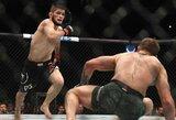 """C.Nurmagomedovo vadybininkas patenkintas nauja sutartimi su UFC: """"Jis yra geriausiai apmokamas UFC kovotojas"""""""