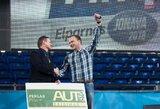 """Penktadienis trylikta – nė motais: jonaviškis laimėjo """"Toyota Yaris"""" automobilį"""