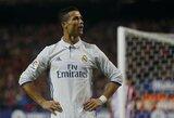 """Z.Zidane'as: """"C.Ronaldo priminė, kad """"Ballon d'Or"""" atiteks jam"""""""