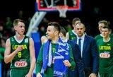 Lietuvos rinktinės rungtynės FIBA atrankoje sulaukė didžiulio susidomėjimo