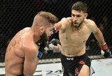 """""""UFC on ESPN 6"""": pakartotinėje kovoje Y.Rodriguezas su J.Stephensu kovojo visas15minučių, D.Reyesas pirmame raunde nokautavo Ch.Weidmaną"""