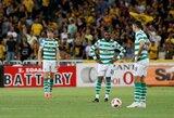 """Legendinis Škotijos klubas iškrito iš UEFA Čempionų lygos atrankos ir lauks """"Sūduvos"""" atsakomųjų rungtynių rezultato"""