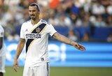 """Z.Ibrahimovičius kelia aukštus tikslus kitam sezonui: """"Dar turiu ką parodyti"""""""