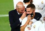 """Triumfas """"La Liga"""" čempionate E.Hazardo nepradžiugino: """"Turėjau blogiausią sezoną karjeroje"""""""