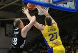 """J.Juciko """"Ventspils"""" prarado namų aikštės pranašumą finalo serijoje"""