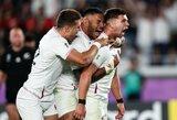 Įspūdinga: anglai privertė Naujosios Zelandijos regbininkus patirti pirmą pralaimėjimą pasaulio čempionate per 12 metų