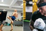 D.White'as patvirtino: C.McGregoro ir D.Poirier kova įvyks lengvame svoryje, Ch.Nurmagomedovas –vis dar čempionas