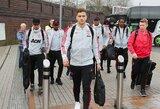 """Dosnumas: """"Manchester United"""" gynėjas už savo pirmąjį atlyginimą pirmajam savo klubui padovanojo autobusą"""