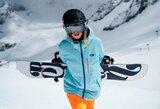Trenerė pataria: kaip išsirinkti tinkamą aprangą žiemos pramogoms?