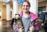 """""""Invicta"""" čempionės diržą į Lietuvą parvežusi J.Stoliarenko: """"Tai dar vienas žingsnis svajonės link"""""""