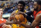 """Oficialu: """"Lakers"""" priekinę liniją sustiprino R.Hibbertas"""