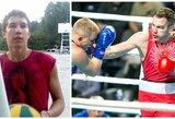 """Olimpine svajone gyvenantis T.Tamašauskas: """"Mano kelias į bokso ringą prasidėjo krepšinio rūbinėje"""""""