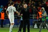 """N.Matičius: """"J.Mourinho yra vienas geriausių trenerių pasaulyje"""""""