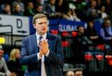 """D.Adomaitis oficialiai tapo """"Ryto"""" treneriu"""